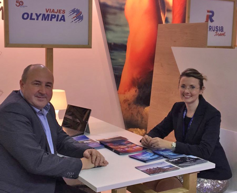 Moscow International Travel & Tourism Exhibitor (MITT)