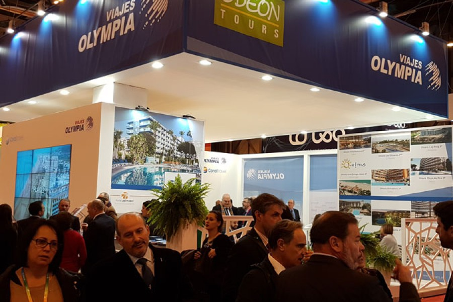 FITUR – Viajes Olympia Expositor