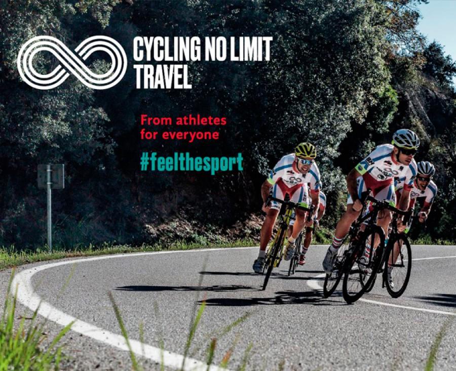 CYCLING NO LIMIT TRAVEL